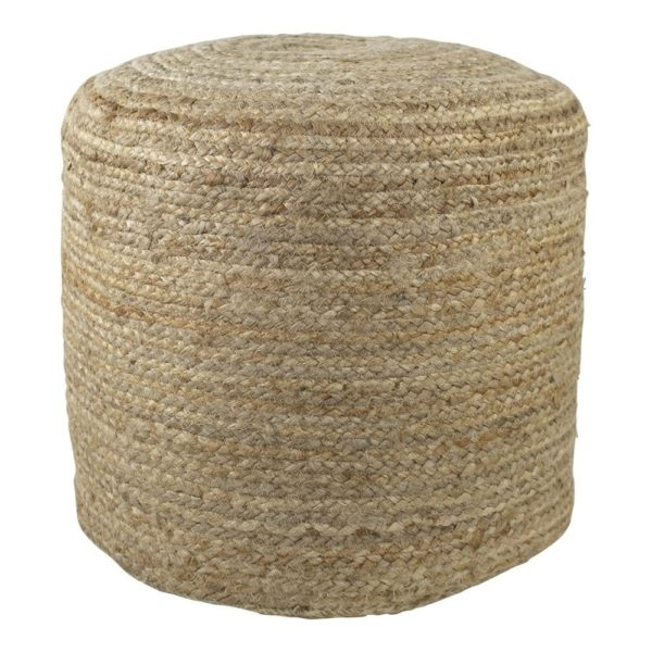 Jute   Natural   Polyester 40x40x35cm Mars & More