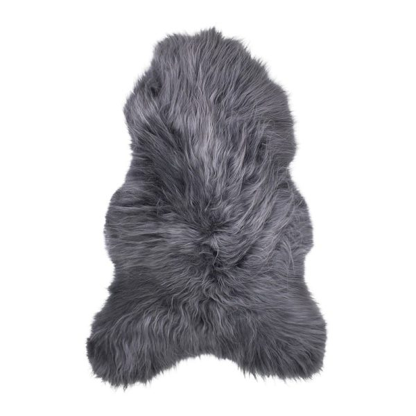 Fur  Iceland Dark    115x75x5cm Mars & More