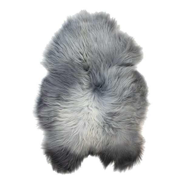 Fur  Iceland Gray    115x75x5cm Mars & More