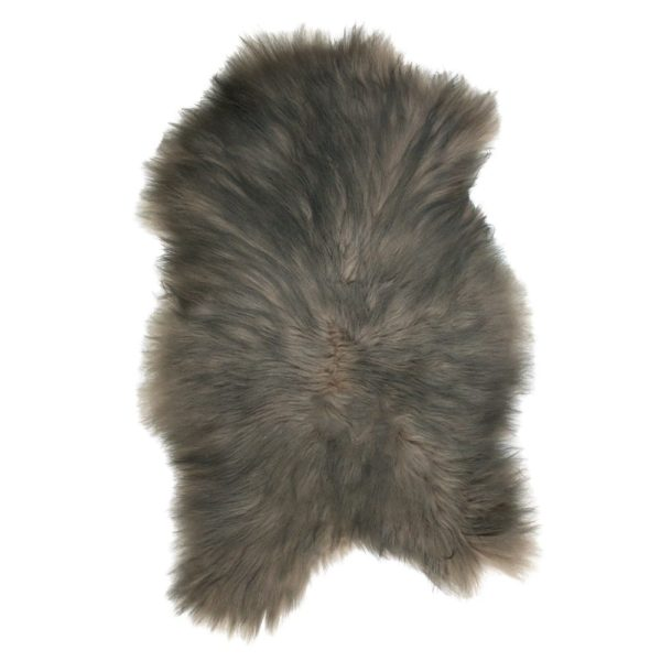 Fur  Iceland Black    115x75x5cm Mars & More