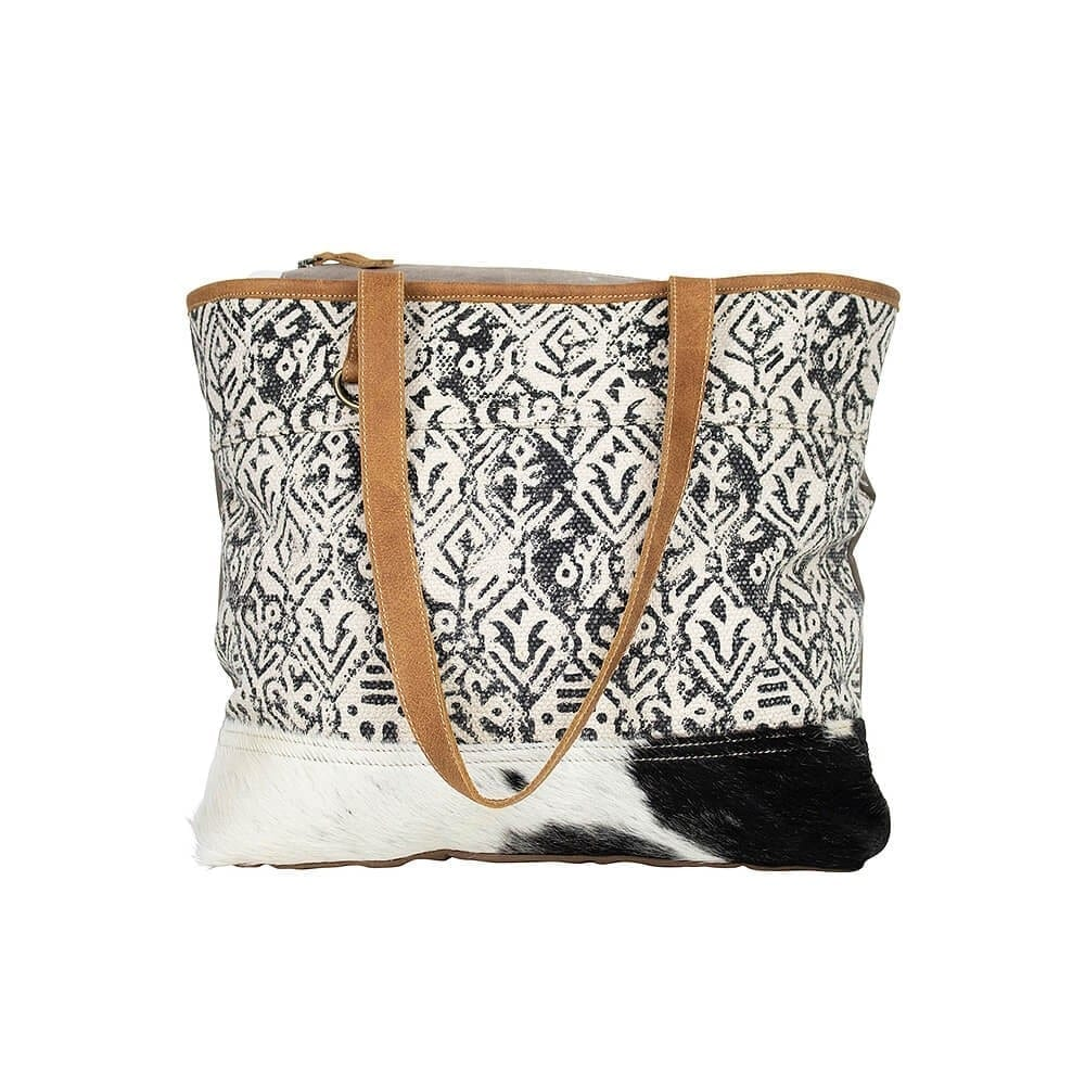 Bag Cow  Colored  Square Leather 10x38x35cm Mars & More