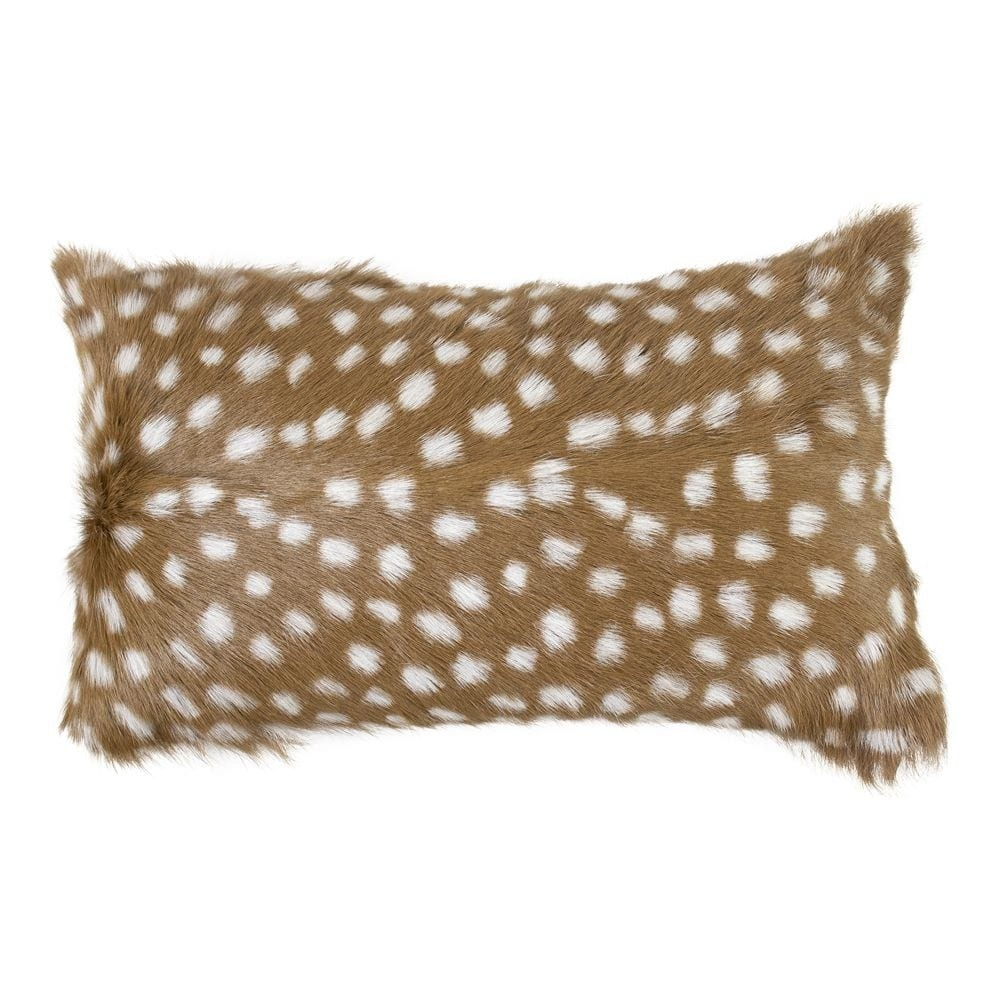 Cushion Deer  Colored   Polyester 50x30x15cm Mars & More